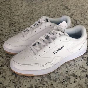 NWT Reebok Royal Technique White Tennis Shoes
